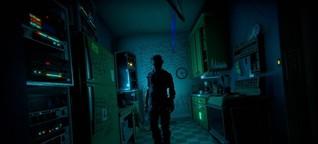 """Das Videospiel """"Transference"""": Als wäre man im richtigen Film"""