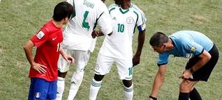 WM 2014: Das ist neu: Schiris werden zu Sprayern
