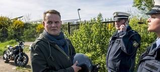 Tatort-Sicherung: Beschäftigen Ausländerbehörden Spitzel?