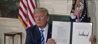 USA-BRD: Hat der Handelskrieg schon begonnen?