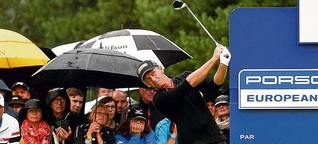 Wahnsinn in Winsen: Paukenschlag! Siem gelingt Golf-Kunststück