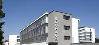 Ein Überblick für Urlauber - Deutschland feiert 100 Jahre Bauhaus