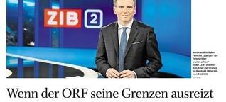 Wenn der ORF seine Grenzen ausreizt