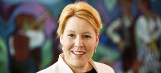 Vom Kiez ins Kabinett: 100 Tage Familienministerin Giffey