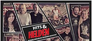Hits und Helden bei Radio Charivari ♫