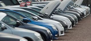 WISO - Diesel: Umtauschprämie im Check