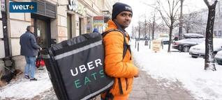 Uber Eats: Warum Inder so gern in Polen arbeiten - WELT