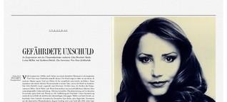Luisa Miller: Gefährderte Unschuld