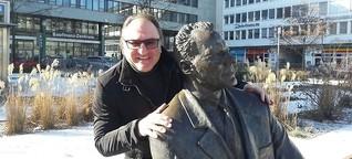 """""""Der Gaudiwurm ist ein Trauerzug"""" Veitshöchheimer Sitzungspräsident Bernd Händel im Gespräch über Frankens Fasching"""