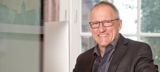 Who's who: Porträt Olaf Tegtmeier für Health Relations