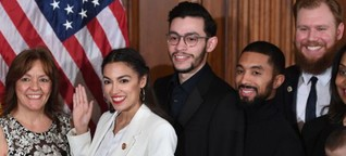 Ocasio-Cortez's Boyfriend Riley Roberts Granted House Email Account