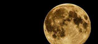 Ein Stück vom Mond ersteigern