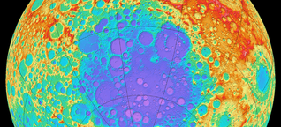 Mondsonde Chang'e-4: Geologisches Neuland auf dem Mond