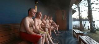 Hitziger Streit um Herren-Sauna in Pankower Schwimmhalle