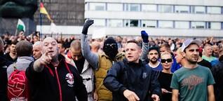 Rechte hetzen mit Falschmeldungen nach tödlicher Attacke in Chemnitz