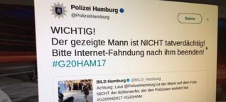 Die Hilfssheriffs von Hamburg