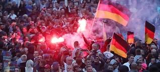 Fakes nach Tötungsdelikt: Das Trauerspiel von Chemnitz