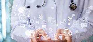 Doktor KI: Was können die neuesten Gesundheits-Apps?
