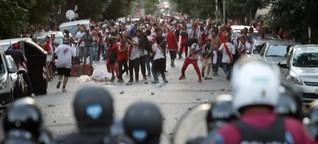 So mächtig ist Argentiniens Fußballmafia