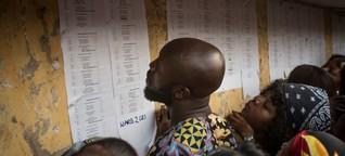 Ein nigerianischer Traum scheitert