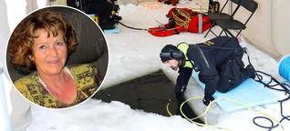 """Verschwundene Millionärsgattin: Polizei findet """"Gegenstände"""" in See"""