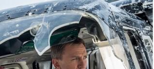 Kritik zu James Bond 007: Spectre - Auf die Couch mit Ihnen, Mister Bond!