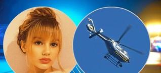 Rebecca: Polizei sucht mit Hubschrauber nach 15-Jähriger aus Britz