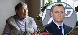James Bond: Diese 81-Jährige ist bald Bond-Girl
