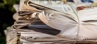 Unverzichtbarer Werkstoff: Wieviel Papier wir verbrauchen | BR.de