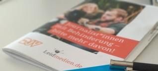 Behinderung als Bereicherung: Mehr Vielfalt im Journalismus (Medienmagazin) | BR.de