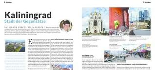 Kaliningrad: Stadt der Gegensätze