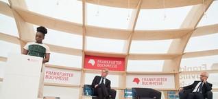 Vorgestellt auf der Frankfurter Buchmesse: #frauenzählen