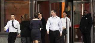 Goldman Sachs gibt den Dresscode bei den Mitarbeitern auf