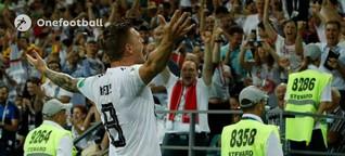 Wie Toni Kroos es allen zeigte: Eine Mannschaft auf seinen Schultern