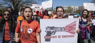 US-Waffengesetze nach Parkland-Anschlag teilweise verschärft
