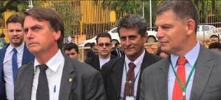 Erste Regierungskrise: Zentraler Bolsonaro-Minister in Brasilien nicht mehr im Amt