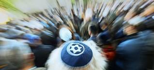 """Antisemitismus in Deutschland: """"An so etwas habe ich nicht mal im Albtraum gedacht"""" [2]"""