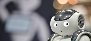 Künstliche Intelligenz - Du lebloses, verdammtes Automat!