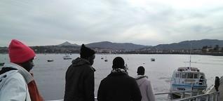 Grenzerfahrung Pyrenäen: Neue und alte Fluchtrouten zwischen Spanien und Frankreich