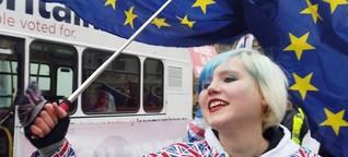 Supergirl gegen den Brexit: So will Madeleina Kay die Brit*innen vom Bleiben überzeugen