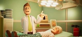 """Test: """"Two Point Hospital"""" ist eine famose Krankenhaus-Simulation - WELT"""