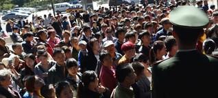"""""""Citizen Score"""": China bewertet seine Bürger und ihre Lebensweise - WIRED"""