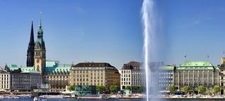 Hamburg - schönste Stadt der Welt: Liebeserklärung eines Quiddjes*