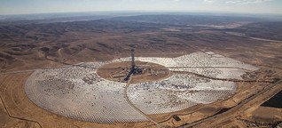 Israel baut den höchsten Solar-Turm der Welt - WIRED