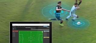 Tracking-Chips bringen ein Tech-Update für den Fußballsport - WIRED