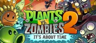 """""""Plants vs. Zombies 2"""": Diese Zombies wollen das Gartenhaus - und Ihr Geld - SPIEGEL ONLINE - Netzwelt"""