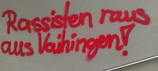 Auf Tuchfühlung mit dem roten Tuch: Beim Bürgerdialog der AfD