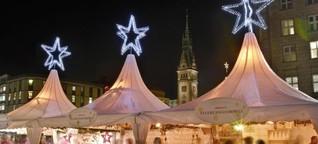 Maritim und frivol: Hamburgs schönste Weihnachtsmärkte
