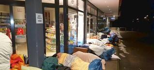 Erstaufnahme in Osdorf verweigert Flüchtlingen Zutritt