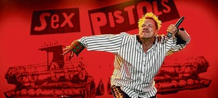 "Punk-Ikone Johnny Rotten: ""Rebellion ist mein liebstes Hobby"""